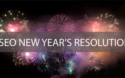 3 SEO New Year's Resolutions