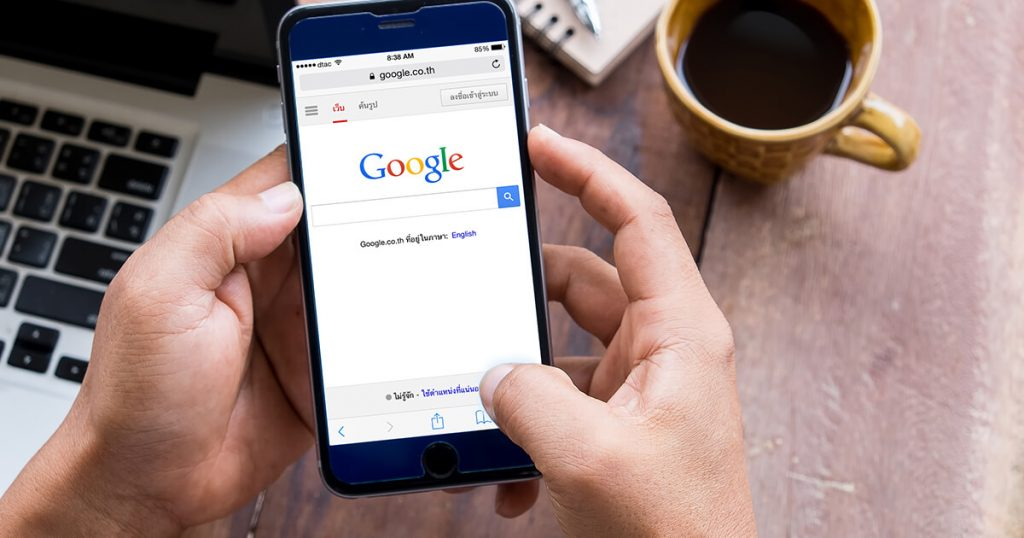 google updates mobile search