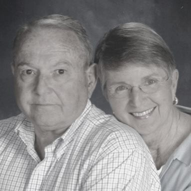 Jeff and Jeanie Tennant