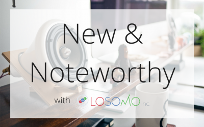 New & Noteworthy – July Edition