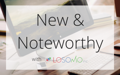 New & Noteworthy – August Edition