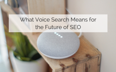 What Voice Search Means for the Future of SEO